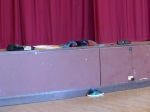 A hulahoop JAM kellékei - karikák és zene