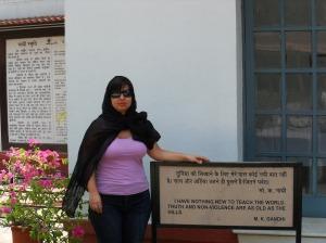 Delhi -  where Gandhi spent his last 144 days