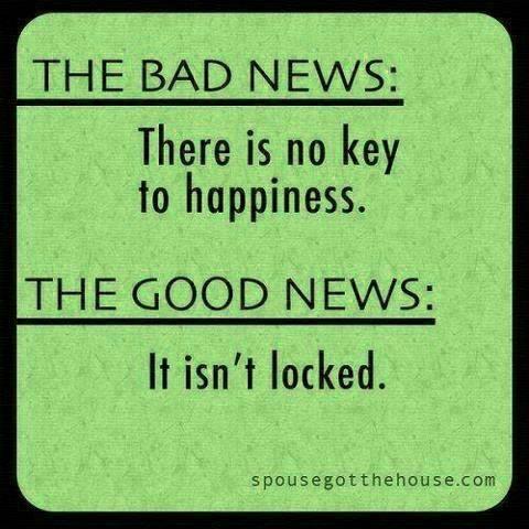 kulcs a boldogsághoz, pinterest kép