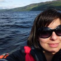 speedboat trip on Loch Ness