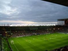 Hatalmas stadion