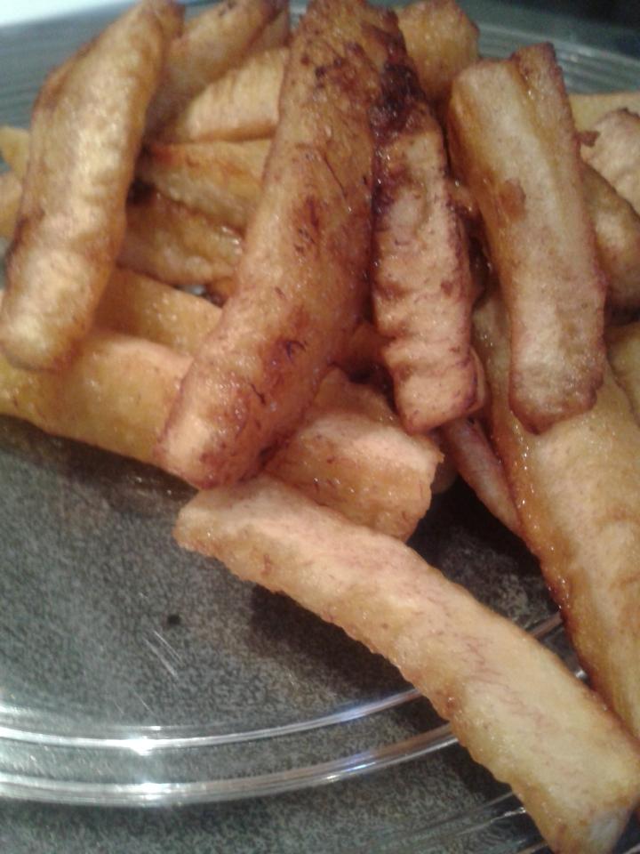 főzőbanán plantain